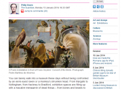 Historias Naturales. The Guardian. Philip Hoare para web