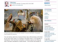 Historias Naturales. The Guardian. Philip Hoare para web