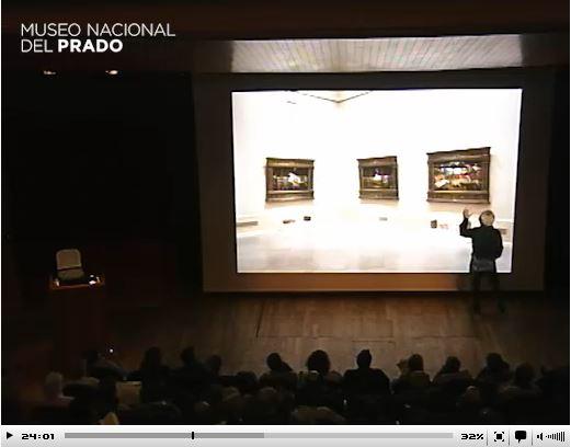 La llamada del ave del paraíso. Conferencia en el Museo del Prado