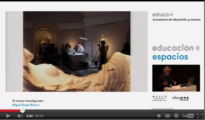 El museo transfigurado. Conferencia en el Museo Thyssen