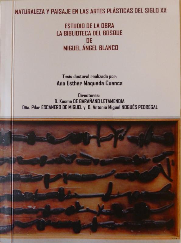 Tesis sobre la Biblioteca del Bosque de Ana Esther Maqueda
